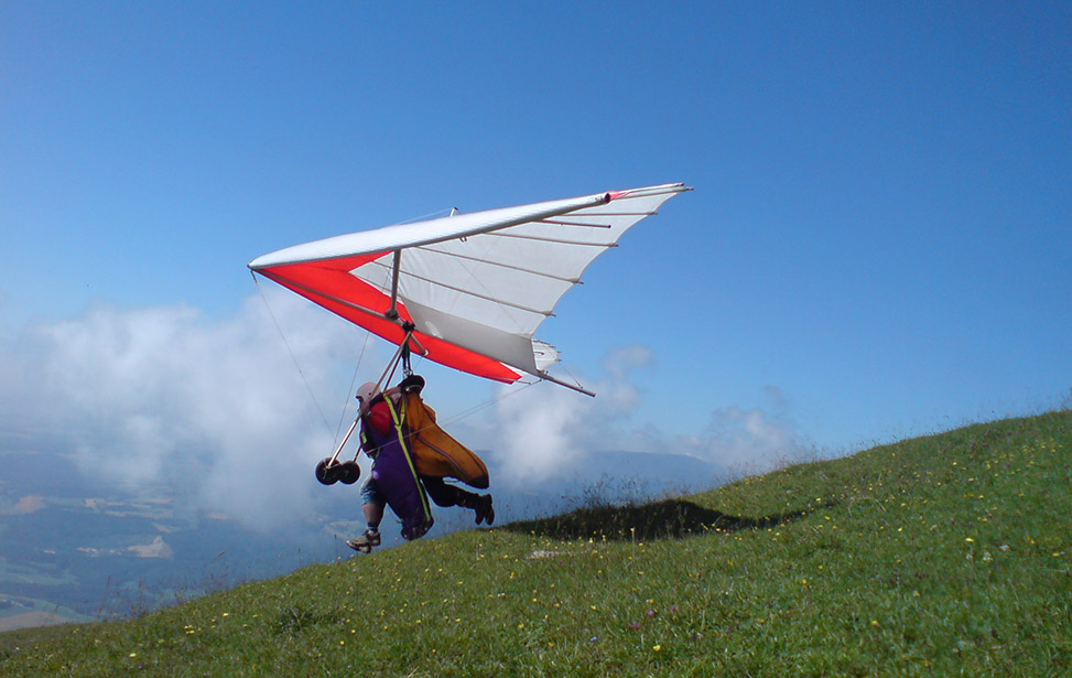 biplace deltaplane